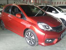Honda Brio 1.2 RS AT 2017