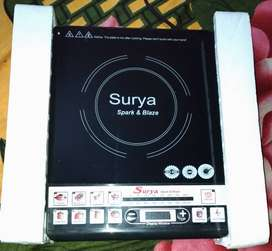 Surya brand new Induction with one year warranty
