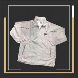 Outerwear Jaket Wanita Second Branded wilson jacket