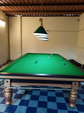 Snooker Table 6 by 12