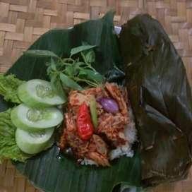 Nasi Bakar Cakalang