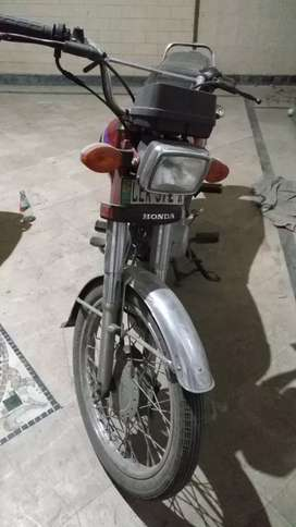 Honda CG 125 LUSH CONDITION
