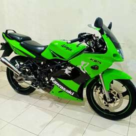 DiJuaL Kawasaki Ninja KRR RR`150 SE-Special Edition Th 2011 Istimewah