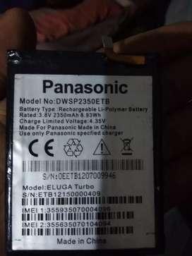 Panasonic model no DWSP2350ETB (Rs.400)