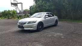 Dijual Honda Accord 2012