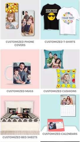 Customize cushion