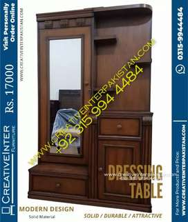 Dressing table latest style center table sofa cum bed Wardrobe chair