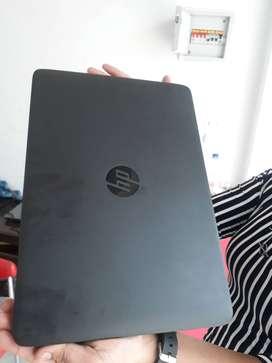 Hp i5 4th gen screen touch laptop 4 gb ram 500 Gb Hard Disk slim & new