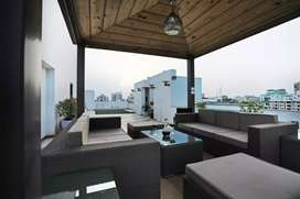 Ultra luxurious fully furnished penthouse for rent