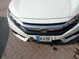 Honda Civic on rent only 5000
