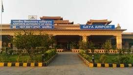 10th,12th Pass Candidate Jobs at Gaya Airport