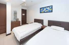 LAdies hostel near nucleus mall  with homely food food