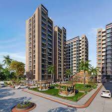 2 BHK FLAT IN GEEN TULIP.