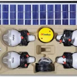 Lampu Tenaga Surya Solar Cell Sundaya