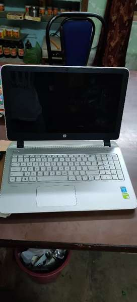 hp pavilion 15 Laptop i7 8gb ram 1Tb Storage 4gb Nvidia graphic card