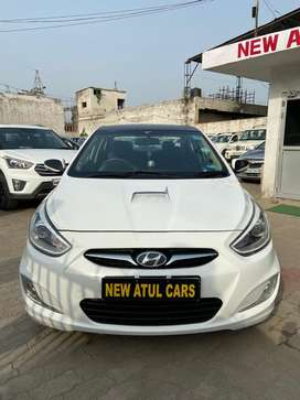 Hyundai Verna Fluidic 1.6 CRDi SX Opt, 2014, Diesel