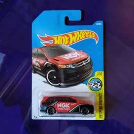 Hotwheels Honda odc ngk