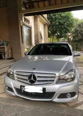 Dijual Mercedes Benz C Class type C200 CGI AT