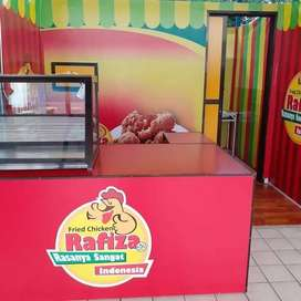 Peluamg Usaha Fried Chicken