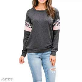 Women's Printed Sweatshirts