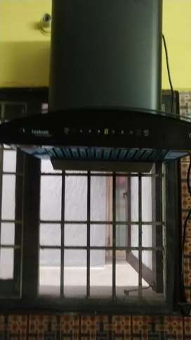 Kitchen chimney repair and service work fresh and experience