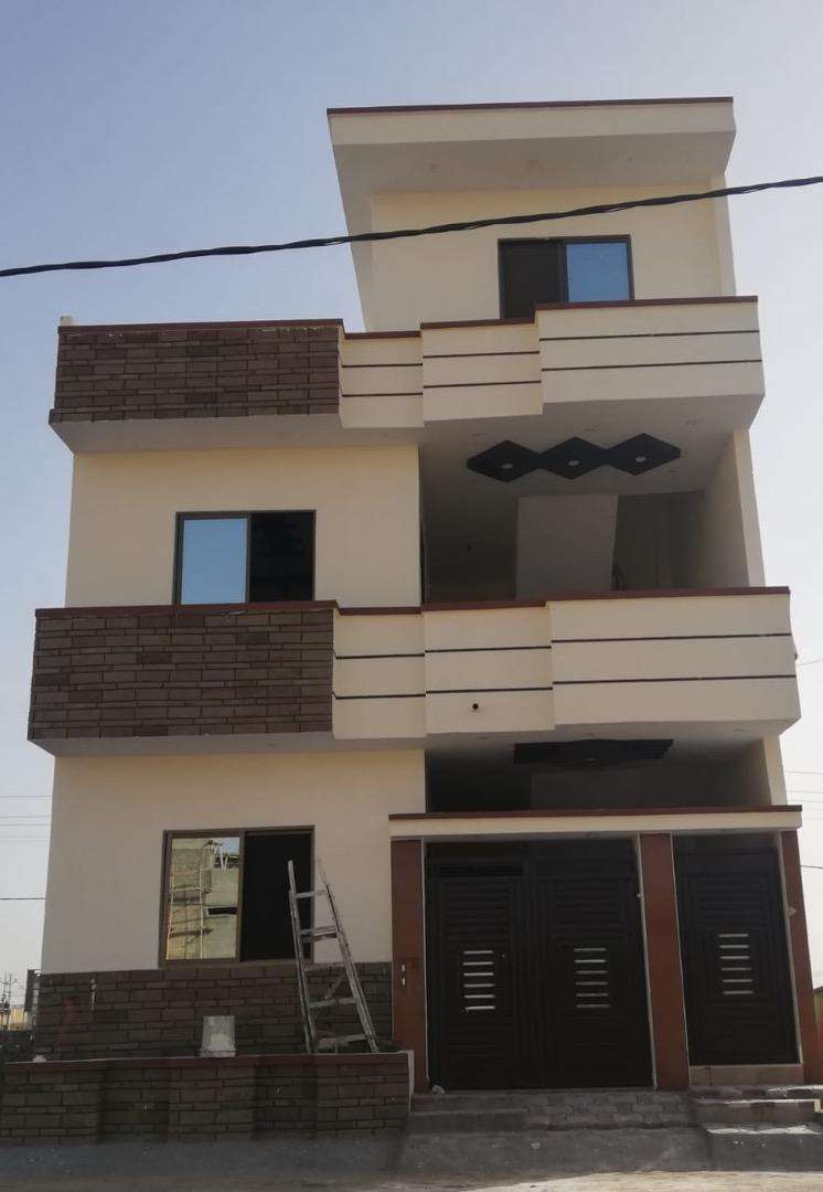 Brandnew house for sale in punjabi saudagaran phase-1 0