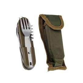 New Normal, peralatan makan SWISS KNIFE Stainless