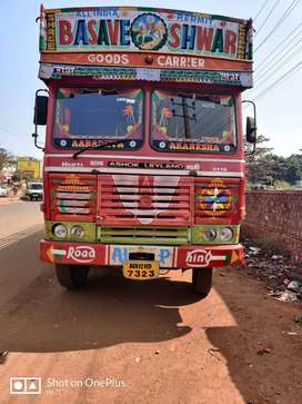 Ashok Leyland 3116 model good condition truck is on sale