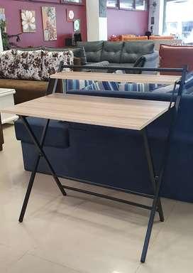 Pepperfry Folding desk table premium quality brand new.