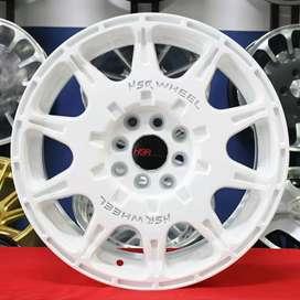 Jual velg racing HSR Ring 16(bisa credit) Buat avanza, xenia, vios