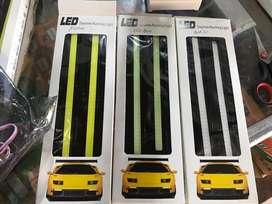 Lampu Led Plasma DRL 17Cm 12V untuk mobil dan Motor