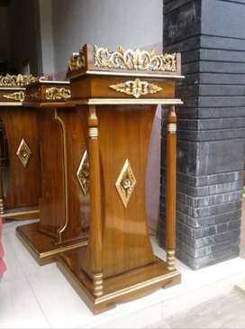 mimbar masjidd berbagai macam
