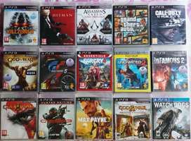 PS3 Games Sale
