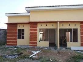 Rumah subsidi sebelum kampus UIN Samata Gowa Makassar