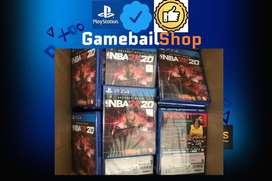 HOT PROMO !!! PS4 Game - Nba 2k20 ( Reg 3 Asia )