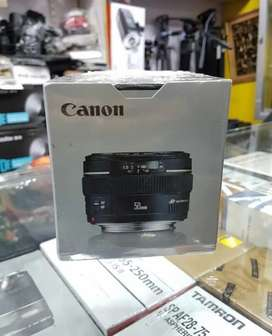 Canon 50mm f1.8 Lens ( Stock available )