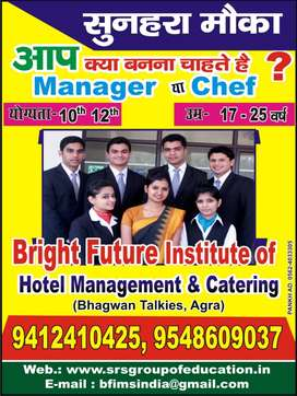 Job Placement after Training in 5 Star Hotels in India