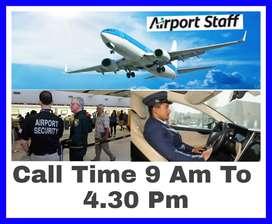 Jobs in Airport ground staff