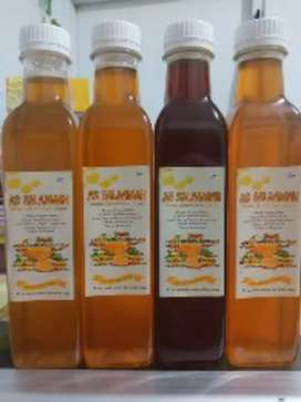 Madu asli murni pure raw honey kios madu habbatussauda zaitun propolis