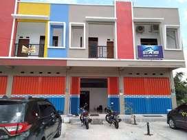 DIKONTRAKAN Ruko 2 Lantai di Jl. Beliang III Palangkaraya