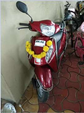 Activa i. Very less used and good condition.