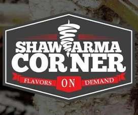 Wanted urgent SHAWARMA chef