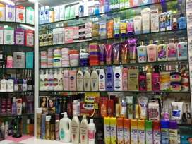Cosmetic Item at 50% off on MRP