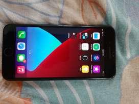 IPHONE 7 PLUS 128 gb JET BLACK price-30000