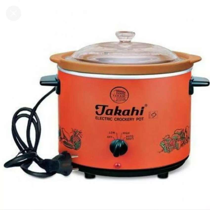 Takahi Slow Cooker 0.7 L 0