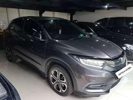 KM 22.000 Honda HR-V 1.5 SE CVT Matic HRV 2019 Abu ASTINA MOBIL