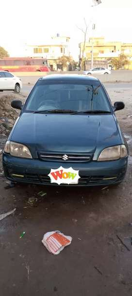 Suzuki Cultus model 2008 Efi Engine