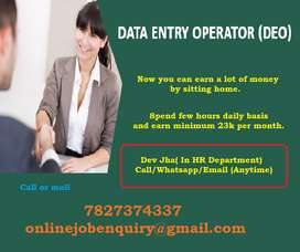 A opportunity for 10th/12th pass unemployed. Without interview direct