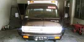 SUZUKI SUPER CERRY ST 100 2009 injection istimewa