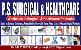Require staff for surgical shop